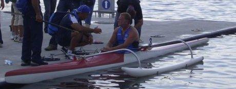 Riccardo Marchesini canoa Testimonial UNASCABILE